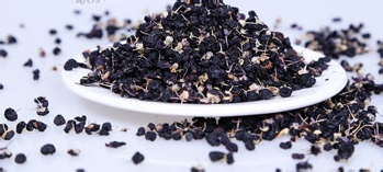 The function of black wolfberry